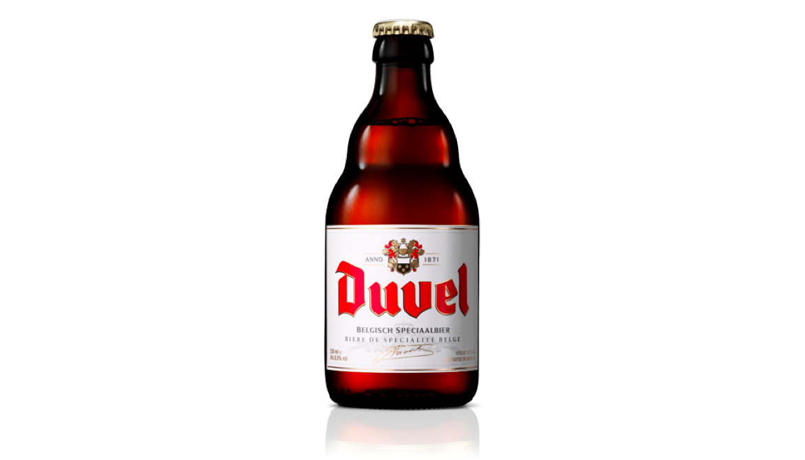 REVIEW: Duvel Belgian Golden Ale