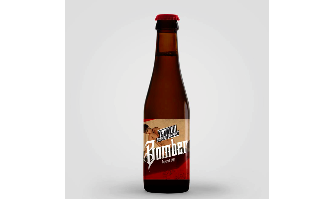 REVIEW – Bomber Imperial IPA