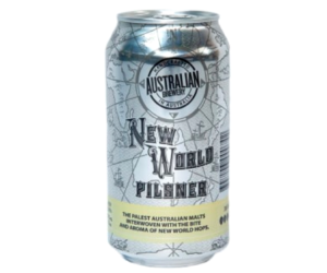 """REVIEW – New World Pilsner<span class=""""rating-result after_title mr-filter rating-result-408"""" ><span class=""""mr-star-rating"""">    <i class=""""fa fa-star mr-star-full""""></i>        <i class=""""fa fa-star mr-star-full""""></i>        <i class=""""fa fa-star mr-star-full""""></i>        <i class=""""fa fa-star mr-star-full""""></i>        <i class=""""fa fa-star-o mr-star-empty""""></i>    </span><span class=""""star-result"""">4/5</span><span class=""""count"""">(1)</span></span>"""