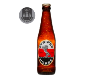 "REVIEW – Striped Horse Craft Lager<span class=""rating-result after_title mr-filter rating-result-456"" >	<span class=""mr-star-rating"">			    <i class=""fa fa-star mr-star-full""></i>	    	    <i class=""fa fa-star mr-star-full""></i>	    	    <i class=""fa fa-star mr-star-full""></i>	    	    <i class=""fa fa-star mr-star-full""></i>	    	    <i class=""fa fa-star-o mr-star-empty""></i>	    </span><span class=""star-result"">	4/5</span>			<span class=""count"">				(1)			</span>			</span>"